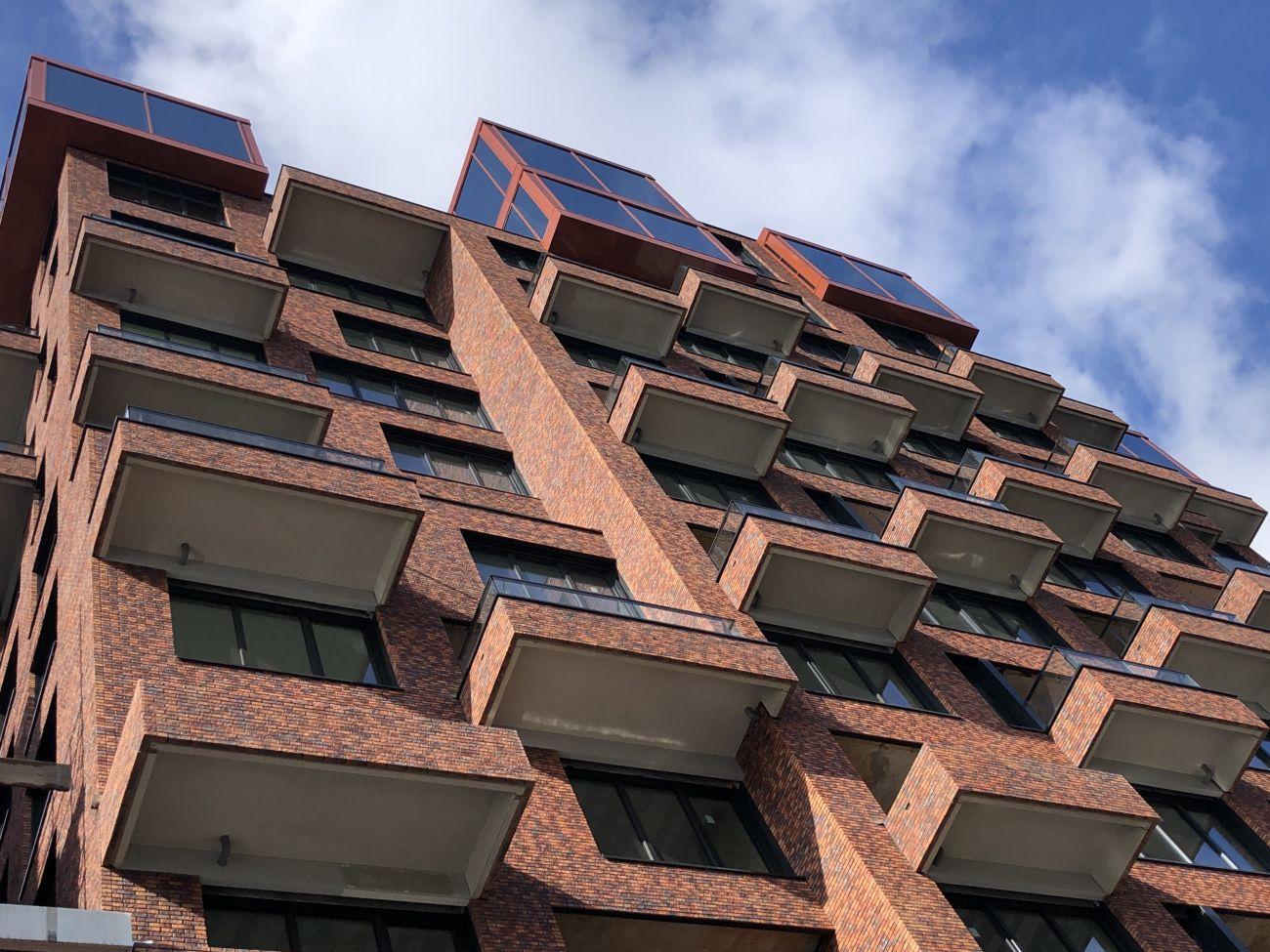 Nieuwbouwproject Pontkade Amsterdam